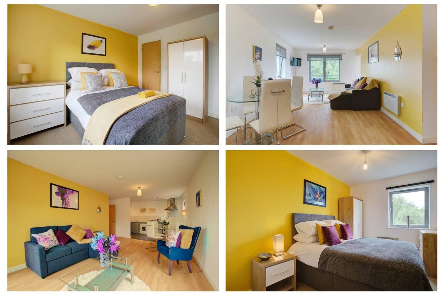 Acorn Serviced Apartments Manchester | BetterThanHotel
